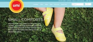 Umi website