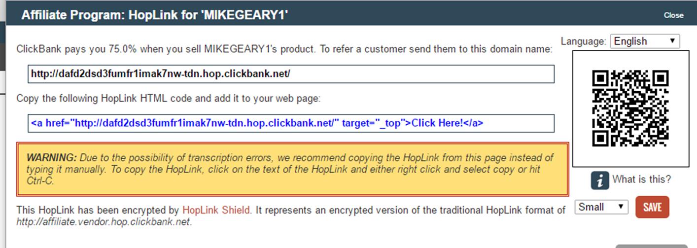 clickbank promo